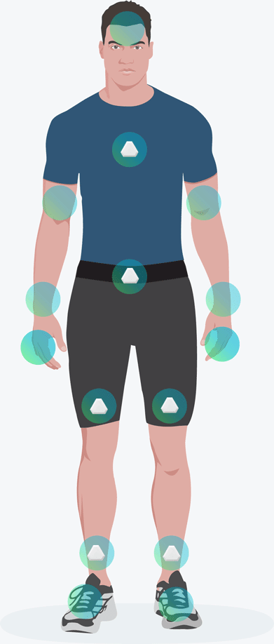 Starter Capture, Lower Extremities configuration