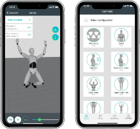 free motion capture apps